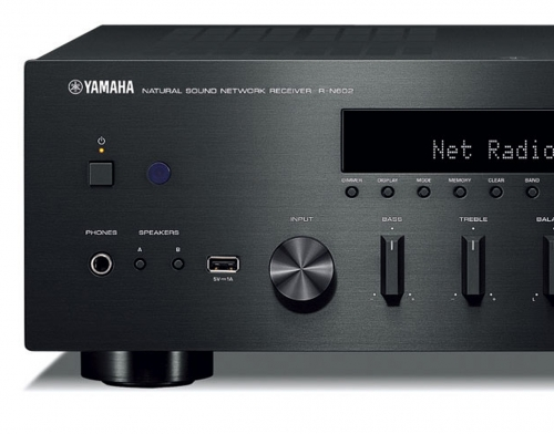 yamaha r n602 product review rn602 network stereo. Black Bedroom Furniture Sets. Home Design Ideas